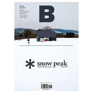 Magazine B - Issue 03 Snow Peak