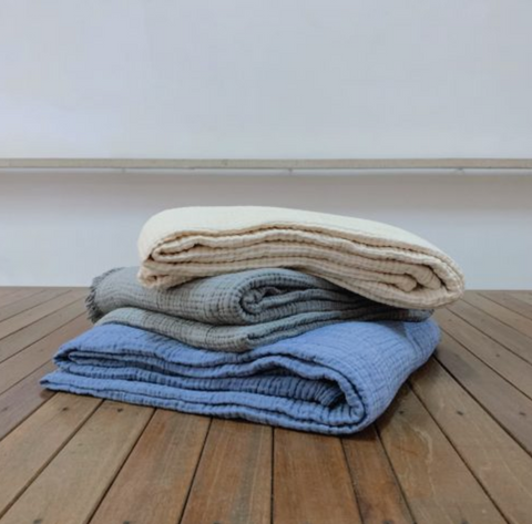 Towel - Mist Indigo - Queen