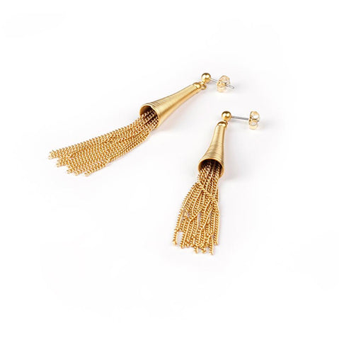Marily Gold Earrings