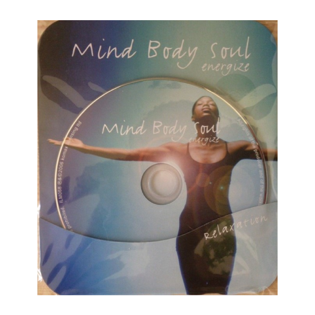 Music CD : Mind Body Soul Energize (Relaxation)