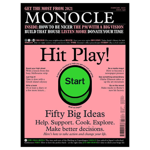 MONOCLE Issue 140