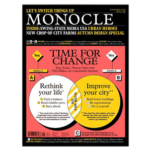 Monocle - Issue 138