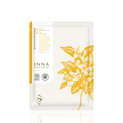 MANO PLUS | INNA ORGANIC Neroli Brightening Face Mask