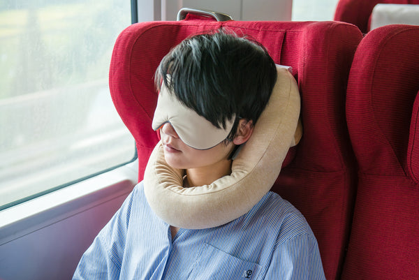 KIWEE Travel Pillow: Cereal