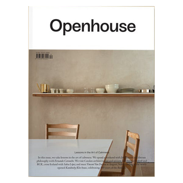 Openhouse Issue Nº12