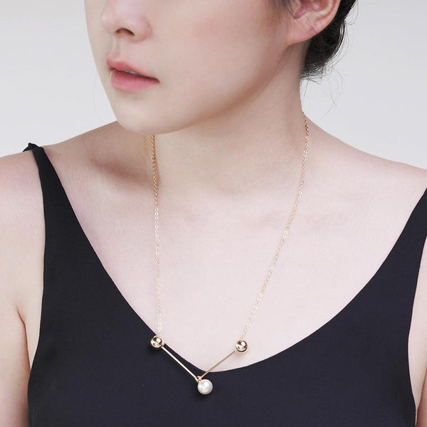 Peggy Gold Necklace