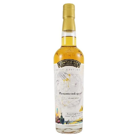 Compass Box Phenomenology Blended Scotch Whisky 46% 700ml