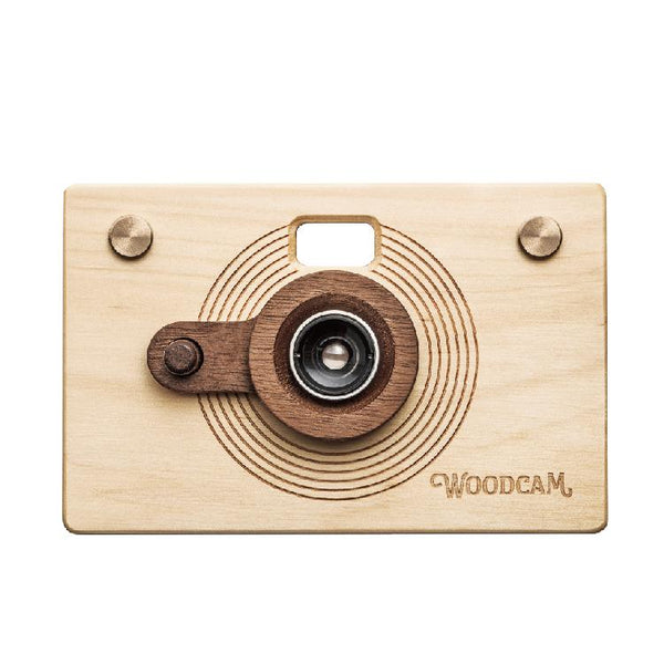 Wooden Camera Point & Shoot
