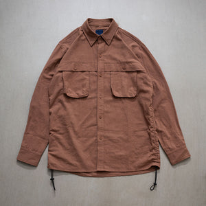 GOODTIMES WEAR Shirt: Washed Explorer