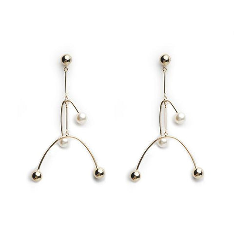 Ren Gold Earrings