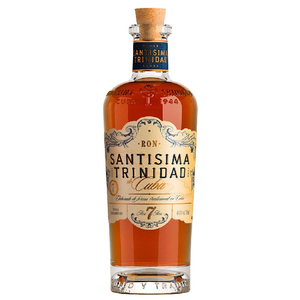 Ron Santisima Trinidad de Cuba 7 Years 40.3% 700ml