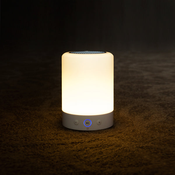 WILMA Colorful Lamp Bluetooth Speaker