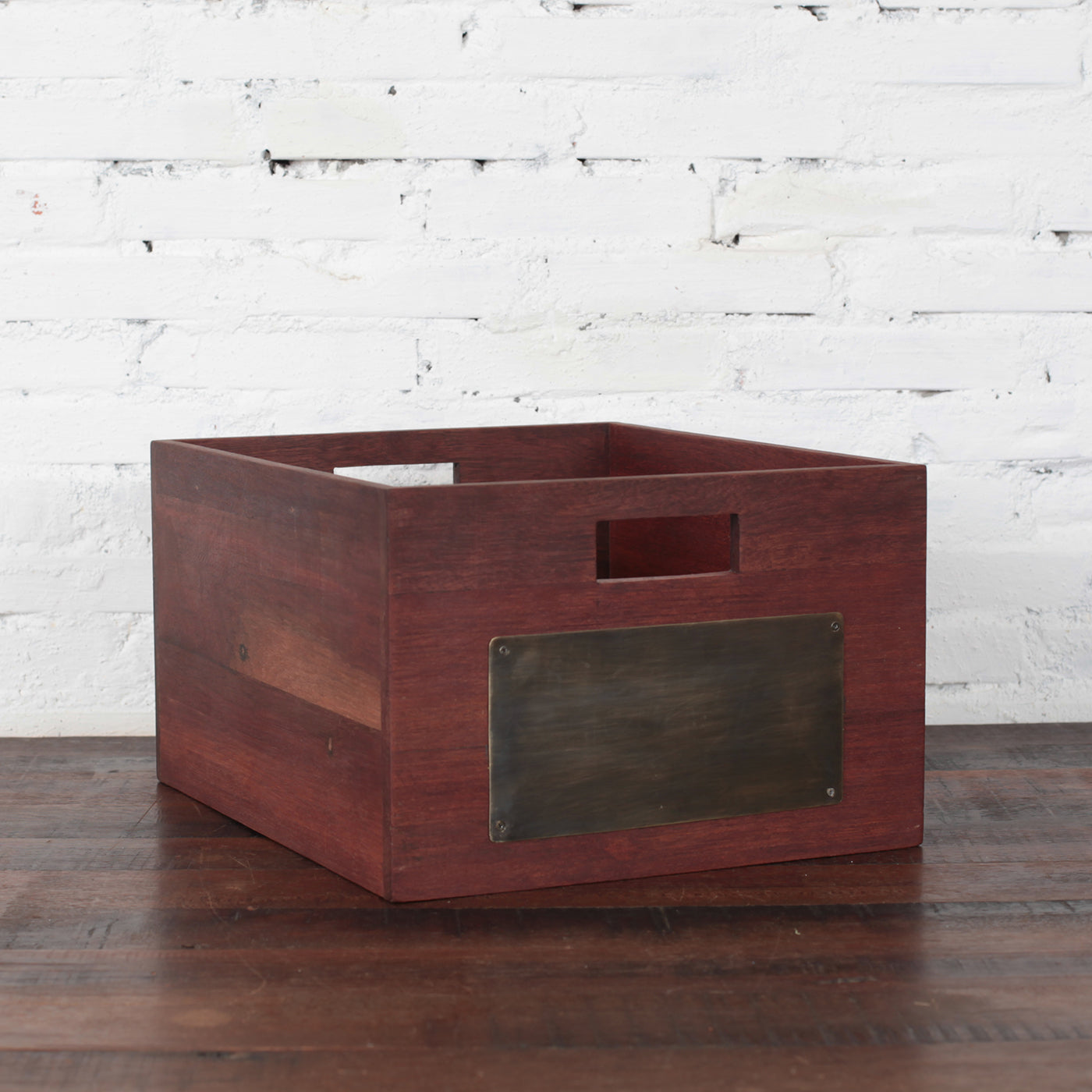 Yves Vintage Paper Crate