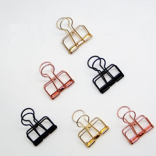 ADAM Steel Wire Binder Clip