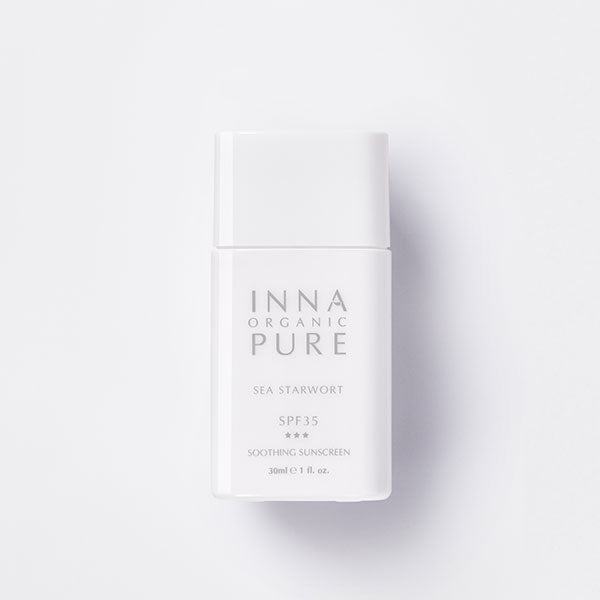MANO PLUS | INNA ORGANIC Sea Starwort Soothing Sunscreen