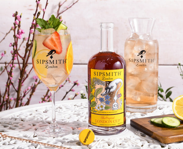 MANO PLUS | Sipsmith London Cup
