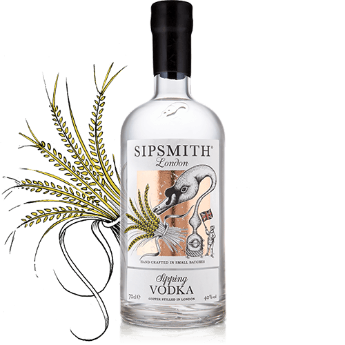 MANO PLUS | Sipsmith Sipping Vodka
