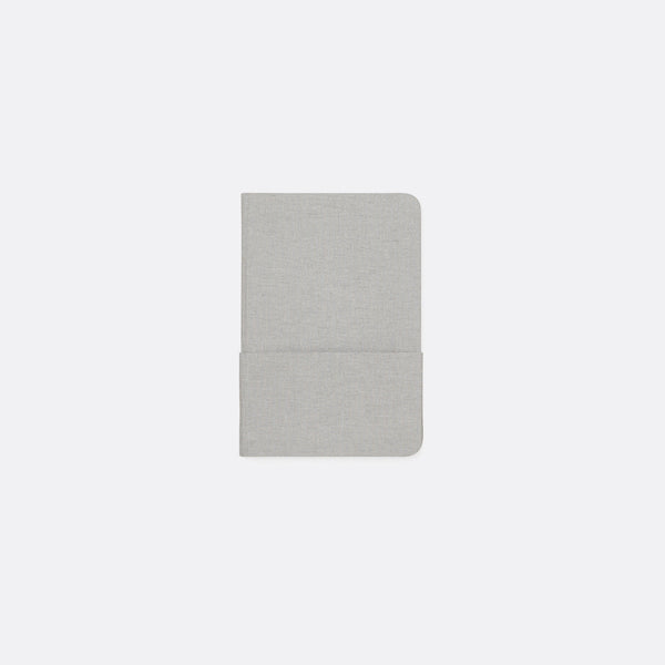 Small Linen Softback Monthly Planner + Ruled Line