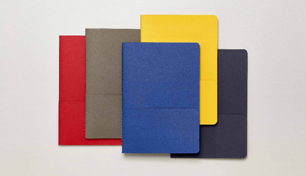 A5 Paperback Ruled Line Notebook