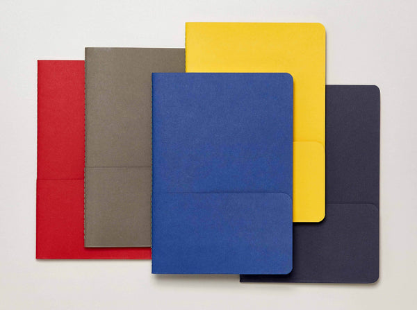 SUMMORIE Notebook: A5 Paperback Dotted Perforated Pages