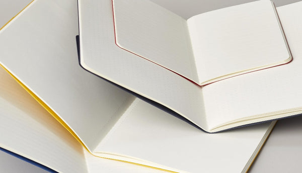 SUMMORIE Notebook: A5 Paperback Ruled Line Perforated Pages
