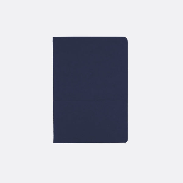 A5 Paperback Plain Notebook
