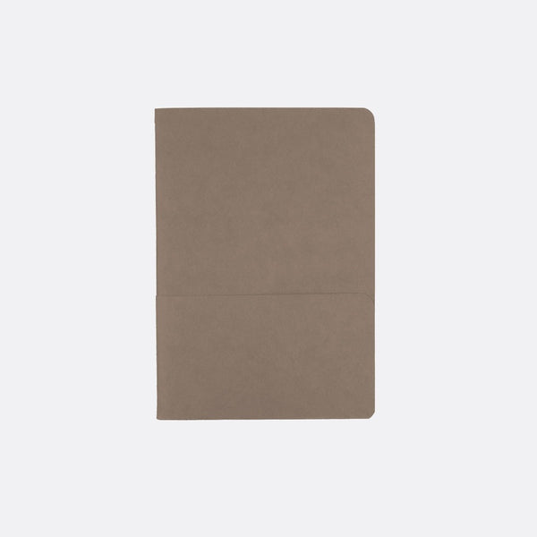 SUMMORIE Notebook: A5 Paperback Plain Perforated Pages