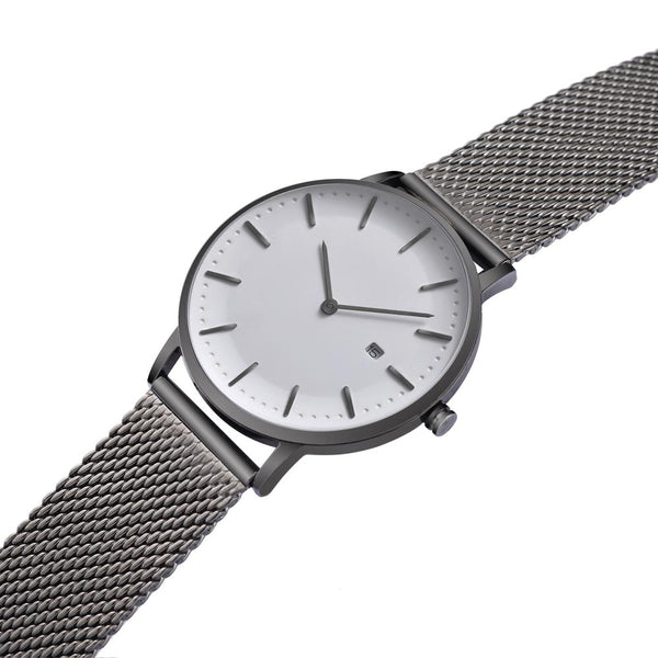 PLAIN SUPPLIES The Everyday Watch II: Gunmetal