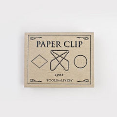 Tools to Liveby Paper Clip
