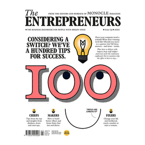 The Entrepreneurs Issue 03, 2020