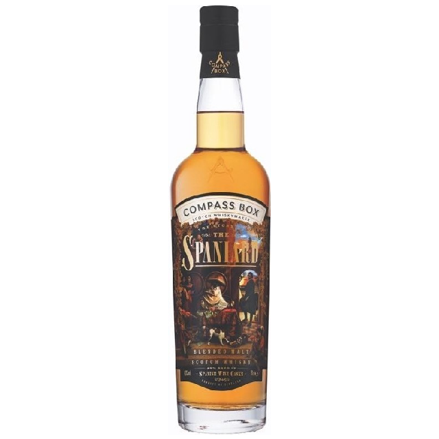 Compass Box The Story of The Spaniard Scotch Whisky 43% 700ml