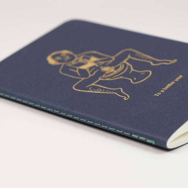 A6 Illustrated Pocket Notebook