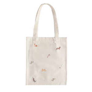 WOOFPACKS CO Christmas Tote Bag