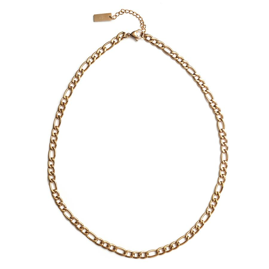 Wande Gold Chain Necklace