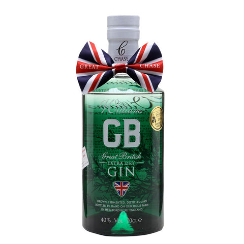 Williams GB Great British Extra Dry Gin 40% 700ml