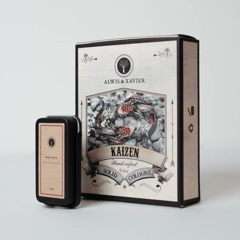 ALWIS & XAVIER Solid Cologne: Kaizen