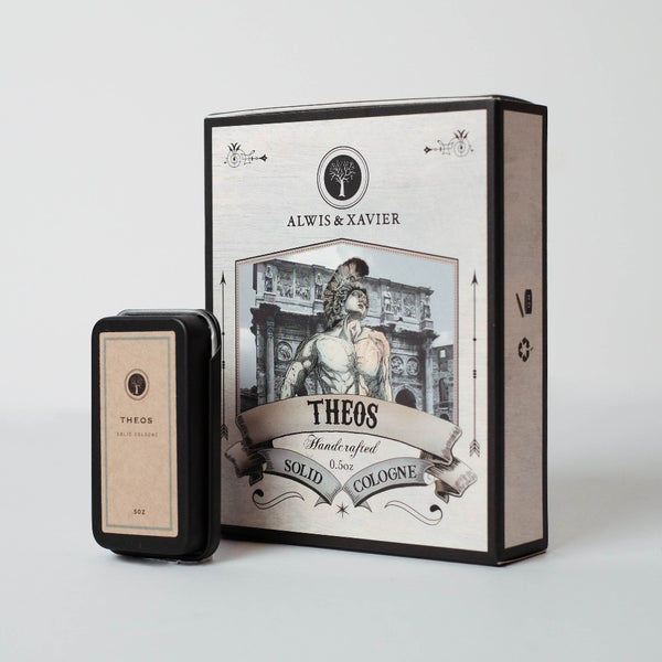 ALWIS & XAVIER Solid Cologne: Theos