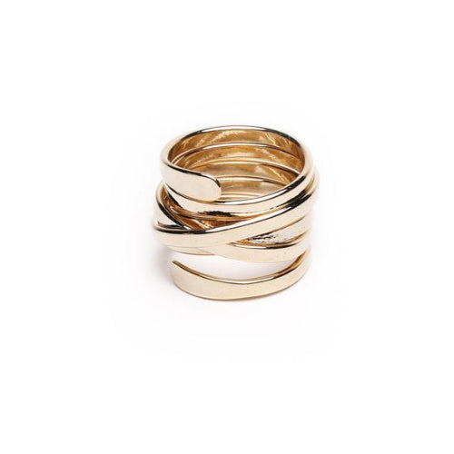 Adel Gold Ring