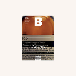 B Magazine - Issue No.16 Aesop