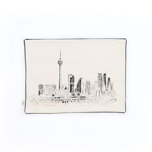 MANO PLUS | BINGKA KL Skyline Pillowcase