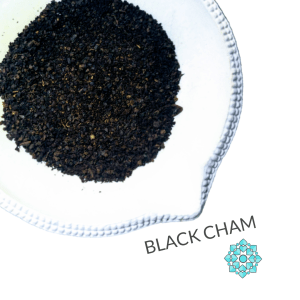 Uncang Tea Black Cham Coffee Tea