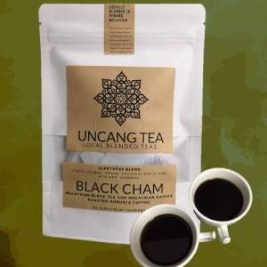 Uncang Tea - Black Cham Mano Plus