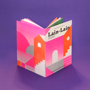 LIE Studio Zine: Lain-Lain Vol.5