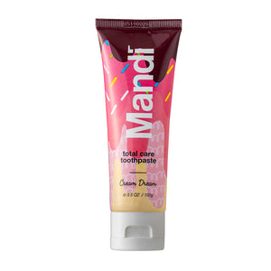 MANO PLUS | Cream Dream Toothpaste 100g