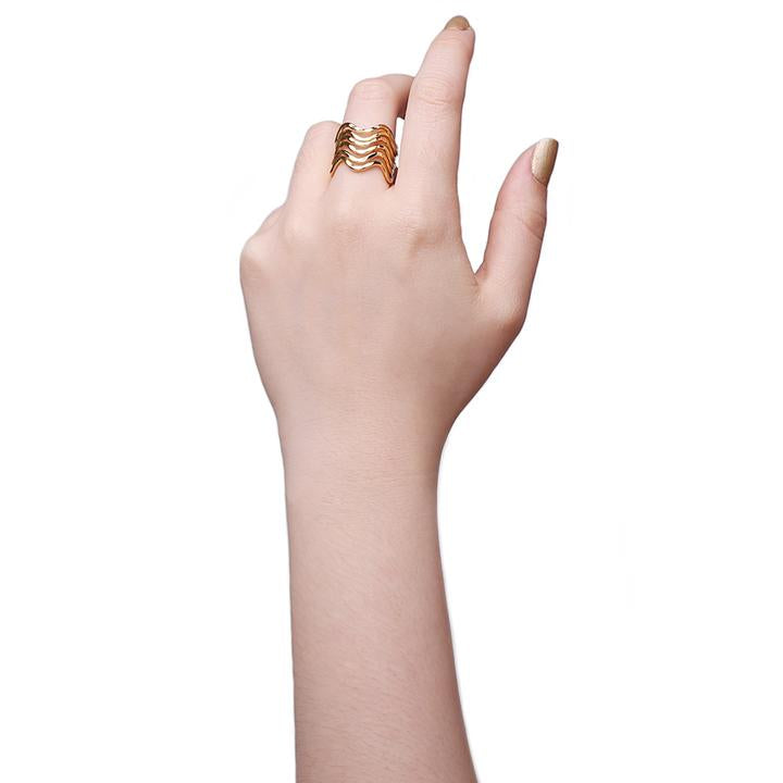 Dido Trio Stackable Ring