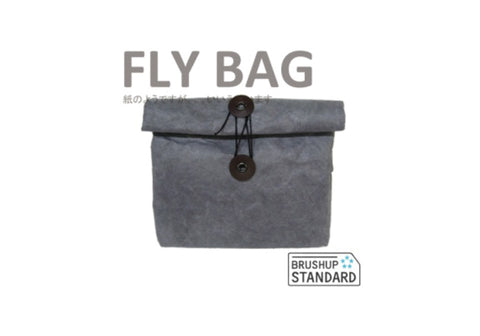 Fly bag Lunch bag S (Gray)