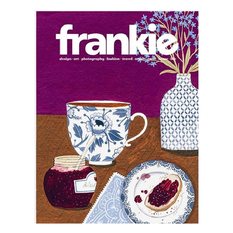 MANO PLUS | Frankie Magazine Issue 95