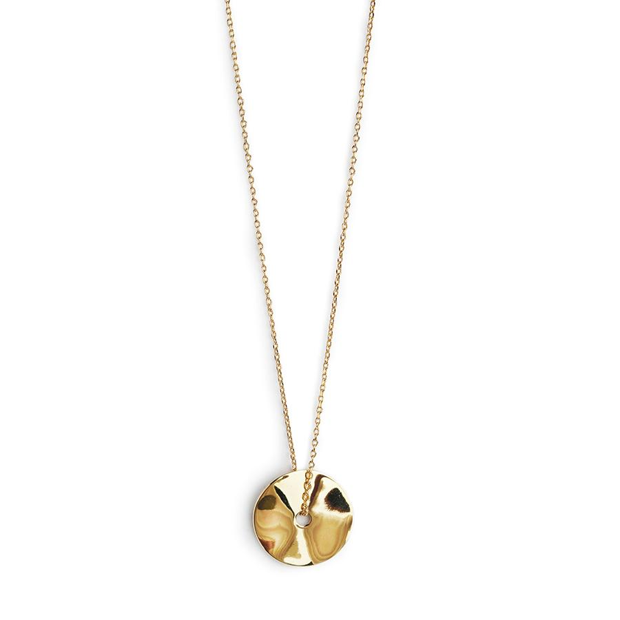 Gale Gold Necklace