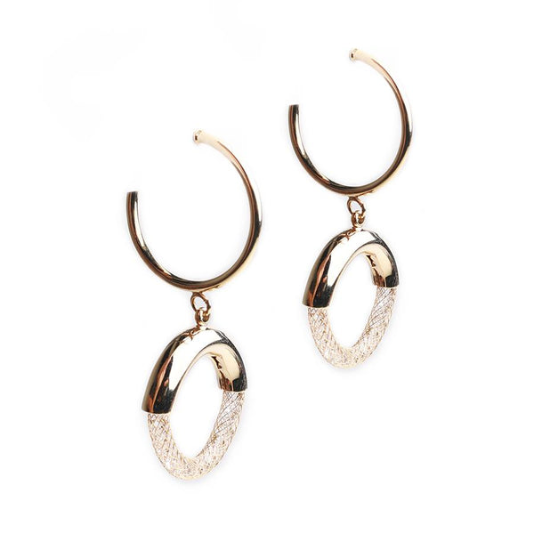 Gia Crystal Earrings