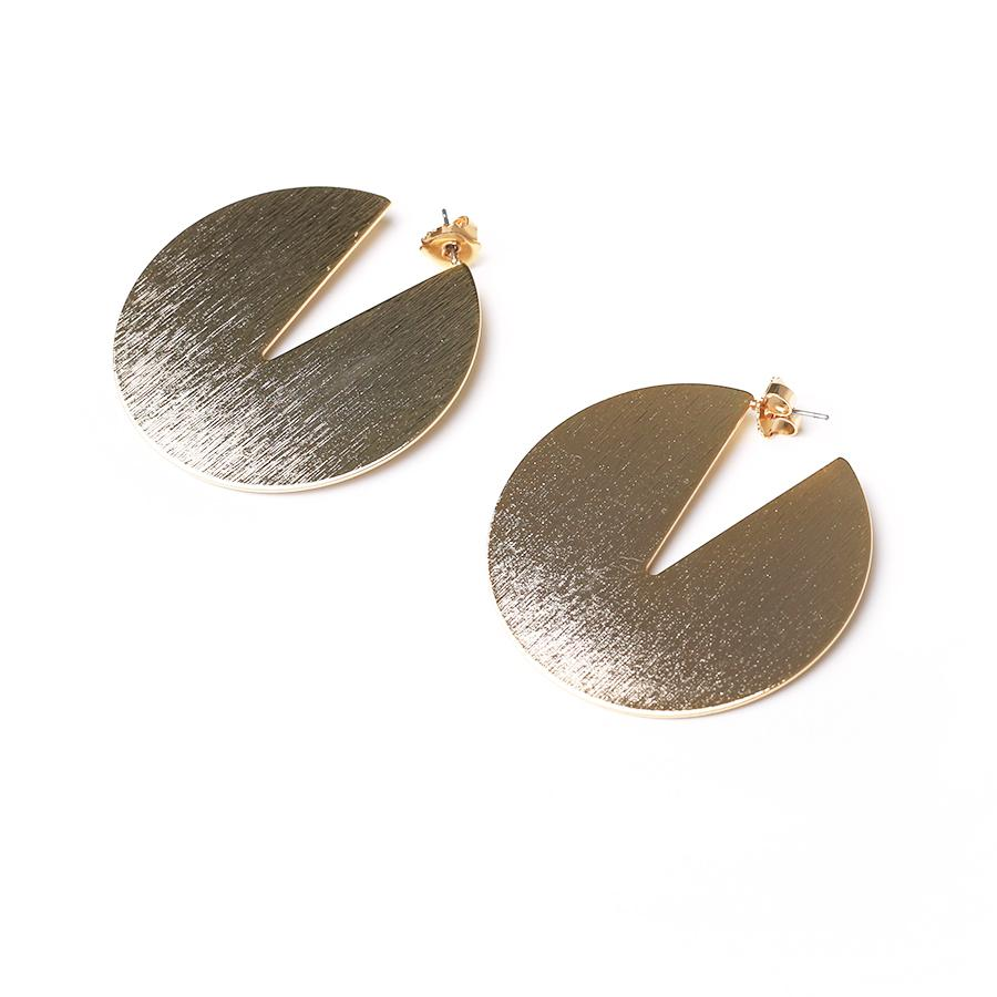 Pac Gold Earrings